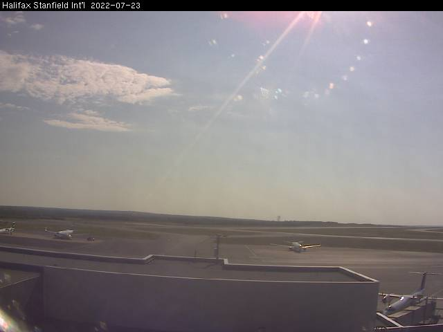 Halifax Live Cams, Canada – Airport